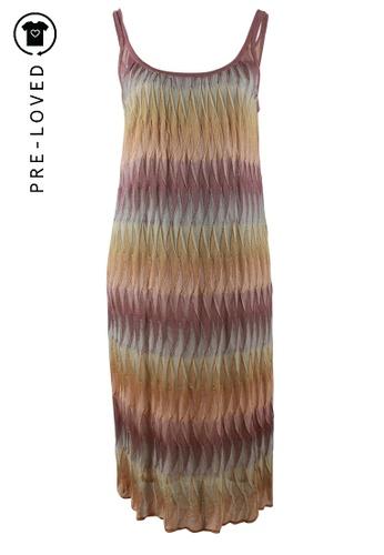 Missoni multi Pre-Loved missoni Crochet Knit Dress 6569AAA4F88DEFGS_1