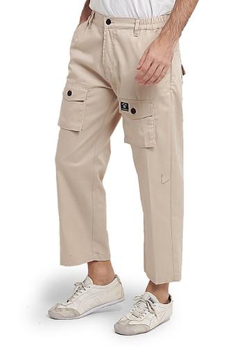 Java Seven Muslimwear beige Adskhan390 CELANA PANJANG PRIA 18206AA10F8CC1GS_1