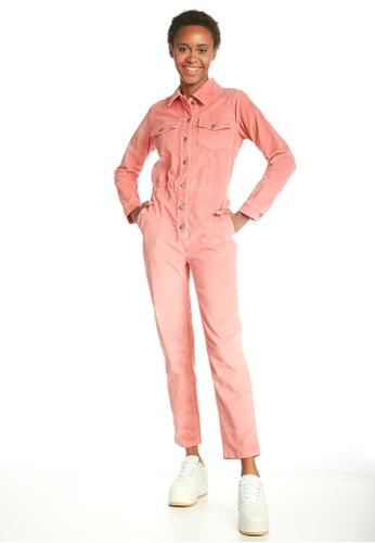 London Rag pink Pink Jumpsuit A7A9BAA44B10F5GS_1