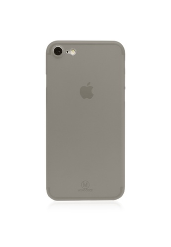 Monocozzi black Lucid Slim - Ultra Slim (0.3mm) Case for iPhone7 MO983AC95INSHK_1