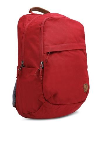 Shop Fjallraven Kanken Redwood Raven 20L Backpack Online on ZALORA ... 6f531d15bf1f6