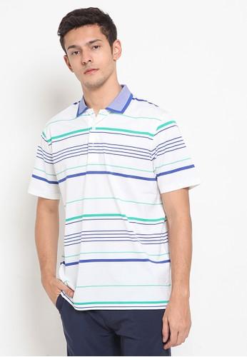 Jack Nicklaus white Martensville Premium Polo Shirt D730EAA78CB3BFGS_1