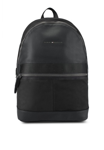 Tommy Hilfiger black PLAYFUL NOVELTY BACKPACK TO861AC0SYGYMY_1