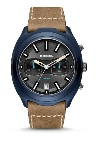 Diesel brown Tumbler Chronograph Watch DZ4490 65370ACDE1C8E9GS_1