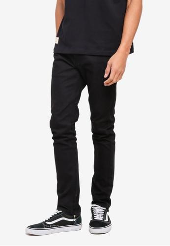 Factorie 黑色 Skinny Leg Denim Jeans 99BF6AA3853F7DGS_1