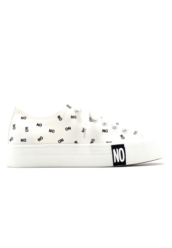 New York Sneakers white NO Low Cut Shoes NE675SH10YQNPH_1