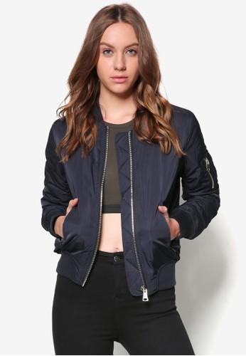 MA1 棒球外套, 服飾, 夾克 &zalora 鞋評價amp; 大衣