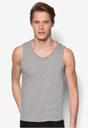 彩色棉質背心, esprit台灣outlet服飾, T恤