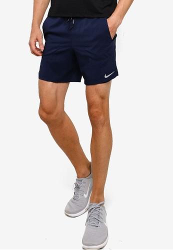 Nike blue Men's Flex Stride 2-in-1 Shorts AEFECAAFCE6CD1GS_1