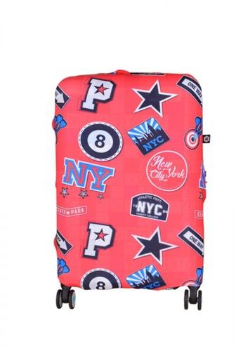 BG Berlin pink 006 Luggage Cover Medium 7EE45AC3C15FCFGS_1