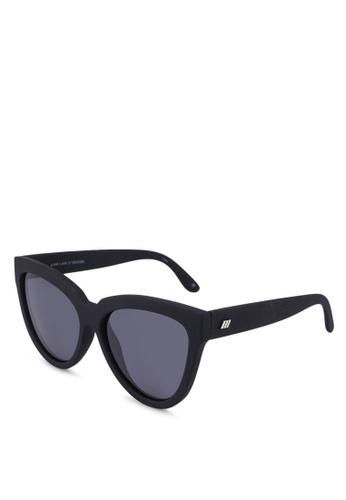Le Specs black Liar Lair 1802485 Sunglasses 390FAGL20529A2GS_1