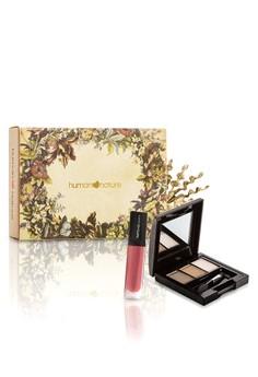 Holiday Sparkle Makeup Set 1