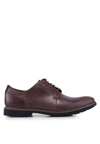 Timberland brown Lafayette Park Oxford Shoes F3F28SHF85103AGS_1