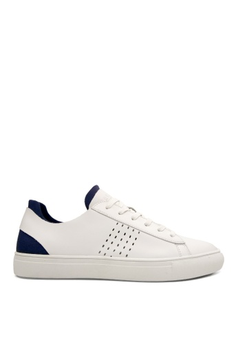Kenneth Cole New York white DESIGN 202872 - Fashion Sneaker KE615SH0T19BMY_1