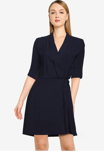 ONLY navy Hyacint-aia Playsuit Tlr F3925AA7725CD2GS_1