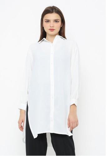 INSTYLE BY SURI white Aleta Top White 1328BAA03F94A8GS_1
