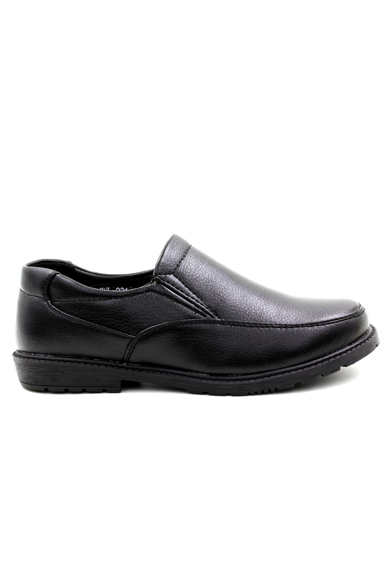 ZNL-921-1 Leather Shoes Boys
