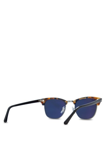 c5689af29a2 Buy Ray-Ban Clubmaster Fleck RB3016 Sunglasses Online