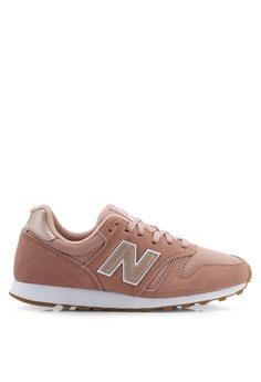 New Balance pink 373 Lifestyle Shoes 722A0SH46B691BGS 1 ccec8f761b