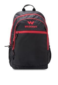 Aksa Black Backpack