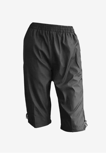 Allstar black Sports Track Crop Pants 896A3AAFDB0C6EGS_1