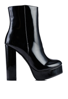 b659fb8465a Bebo black Betsy Boots C39E5SH2997618GS 1