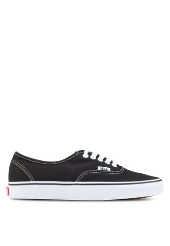 2d6e12d117c VANS black Core Classic Authentic Sneakers VA142SH60EHNMY 1