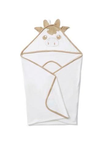 Vauva white Vauva My MY Milk Fiber 3D Blanket A6B39KC65CDA7DGS_1