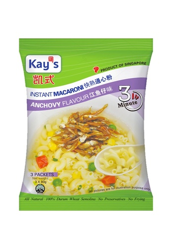 Prestigio Delights Kay's Instant Macaroni Anchovy Soup 240g 5DACFES895B821GS_1
