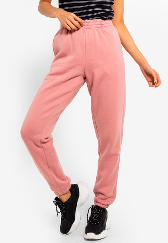 Factorie pink Classic Trackpants 3563DAA27A0F3FGS_1