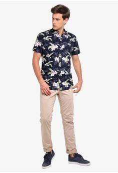 640f20d1f 15% OFF Jack   Jones Jack Floral Print Short Sleeve Shirt RM 119.00 NOW RM  101.20 Sizes S M L XL