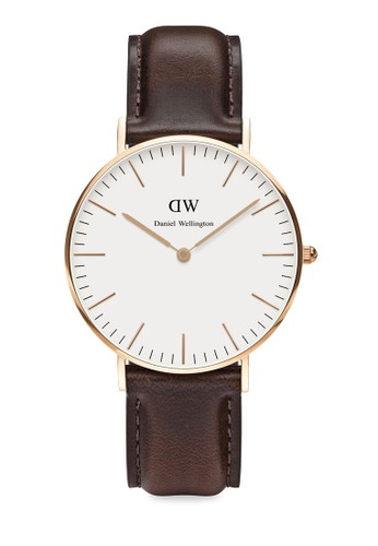 Daniel Wellington brown Classic Bristol 36mm DA965AC49AECID_1