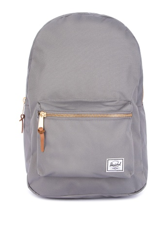 Herschel grey Settlement Backpack 74FE6ACC163044GS_1
