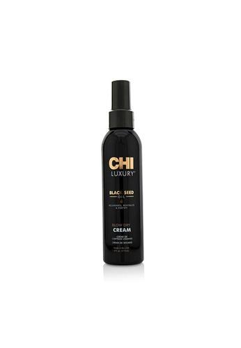 CHI CHI - 黑種籽油吹整護髮霜Luxury Black Seed Oil Blow Dry Cream 177ml/6oz BE4A4BE0ECEBF6GS_1