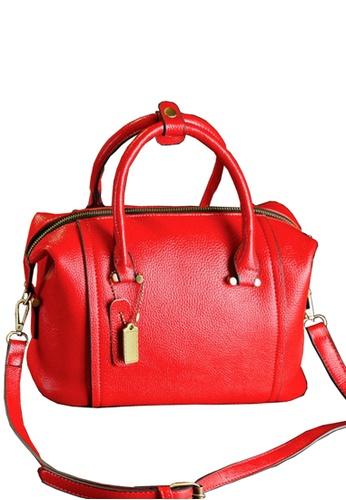 Twenty Eight Shoes red VANSA Cow Leather Crossbody Bag VBW-Cb025L 1B677AC2E09311GS_1