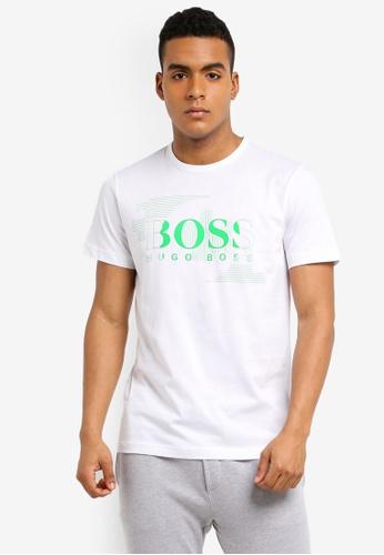 BOSS white Tee 1 DCCF4AA5D8C6E2GS_1