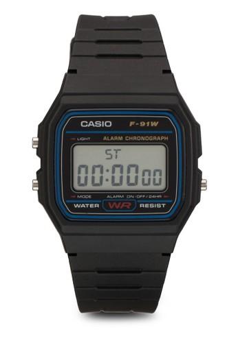 方框標準電esprit手錶專櫃子手錶, 錶類, 飾品配件