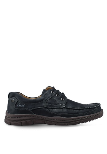 Louis Cuppers black Outdoor Sneakers D7F6BSH42DCC8DGS_1
