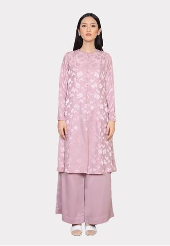 LosraVelda purple Naina Top and Pants 6560EAA4FE82FAGS_1