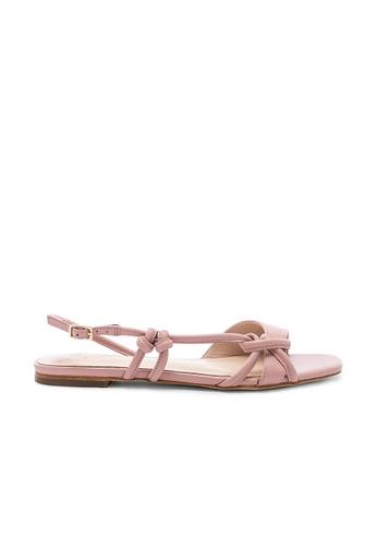 LPA pink Fran Sandal D8B19SH59D0828GS_1