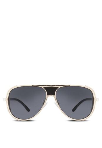 PHOEzalora 泳衣NIX 圓框造型太陽眼鏡, 飾品配件, 飾品配件