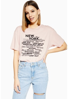 406d4cf8f25279 Shop TOPSHOP T-Shirts for Women Online on ZALORA Philippines