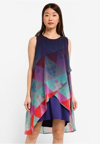 Desigual blue Oton Dress F8696AA65AE508GS_1