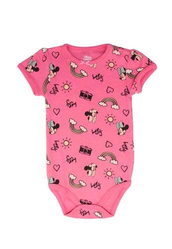 FOX Kids & Baby purple Graphic Bodysuit 7778CKA70337AEGS_1