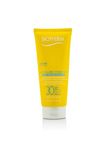 Biotherm BIOTHERM - Lait Solaire Hydratant Anti-Drying Melting Milk SPF 30 - For Face & Body 200ml/6.76oz 9B485BE541EFF0GS_1