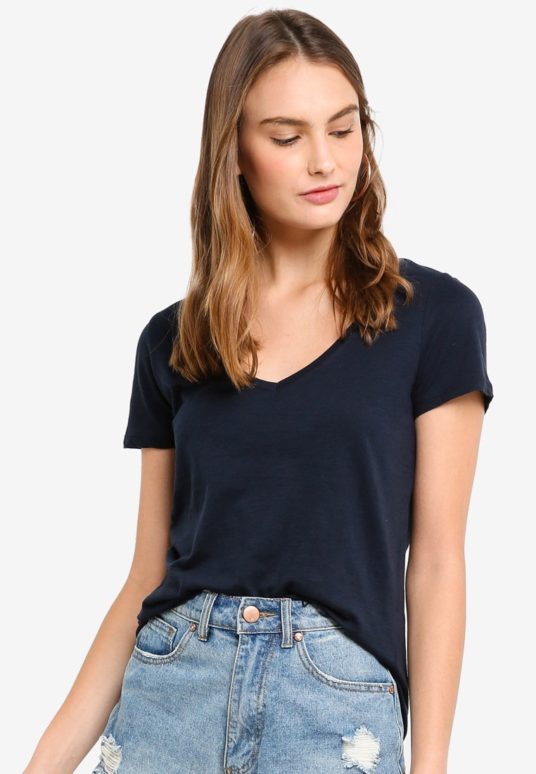 On Deep Moonlight Top V Cotton 2 The ZnfHaSwS