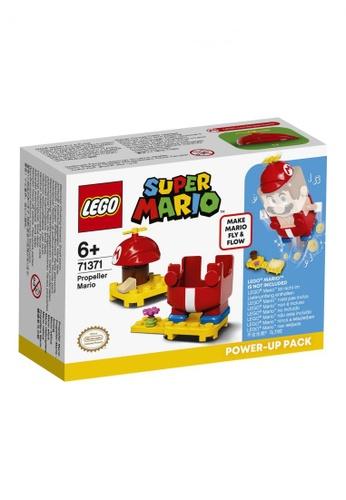 LEGO multi LEGO Super Mario 71371 Propeller Mario Power-Up Pack (13 Pieces 1A171THC0917E6GS_1