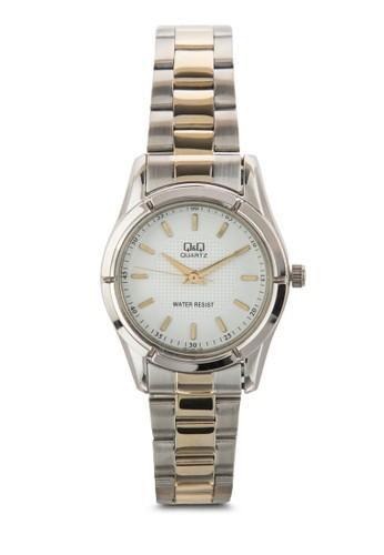 Q877J401Y 拼色不銹鋼手錶, 錶esprit 衣服類, 飾品配件