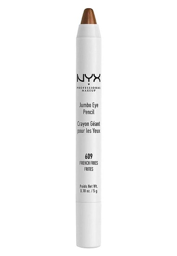 NYX Professional Makeup yellow NYX Professional Makeup Jumbo Eye Pencil -  FRENCH FRIES 93A45BE880ED69GS_1