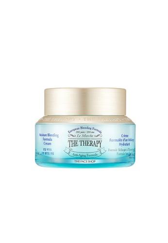 THE FACE SHOP The Therapy Moisture Blending Formula Cream E0544BE2E1B816GS_1